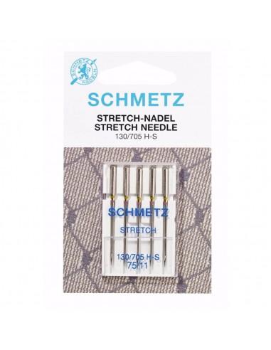 Schmetz stretch naalden 75-11