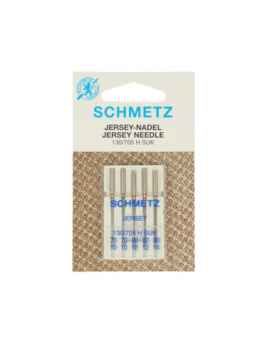 Schmetz jersey 5 naalden 70-90