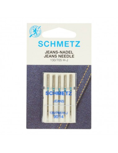 Schmetz jeans naalden 90-14