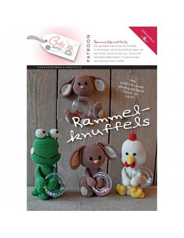 Patroonboekje Rammel knuffels