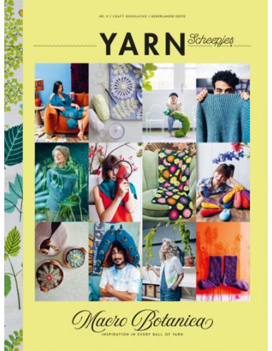 Scheepjes Yarn Bookazine 11