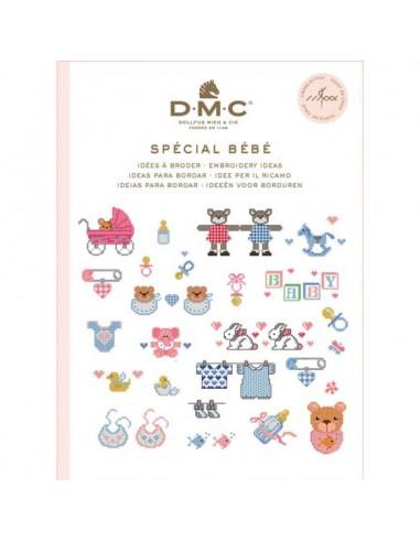 DMC Boek ideeën om te borduren voor...