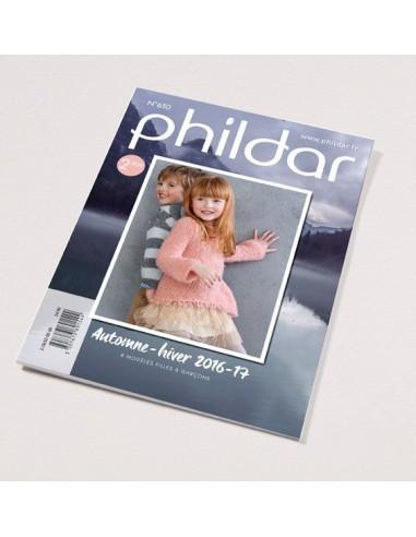 Phildar patroonboekje 650 herfst/ winter