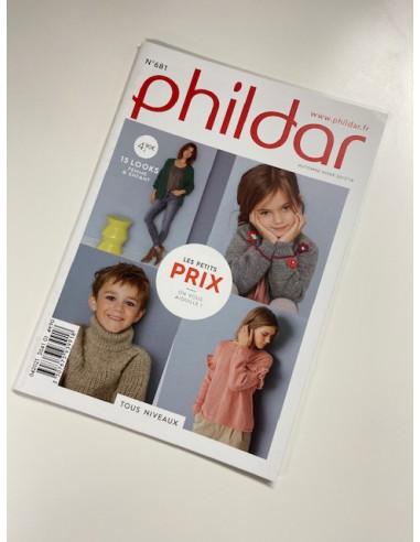 Phildar patroonboekje 681