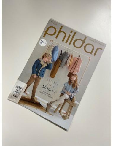 Phildar patroonboekje 654
