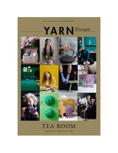Bookazine Yarn 8 Tea Room