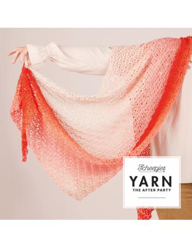 Haakpakket dream catcher shawl