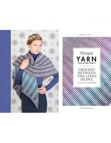 Scheepjes Yarn after party crochet...
