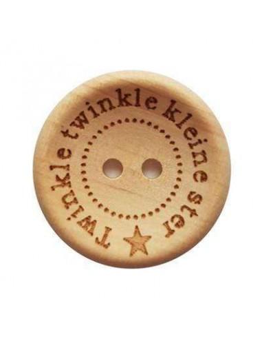 Durable knopen twinkle twinkle kleine...