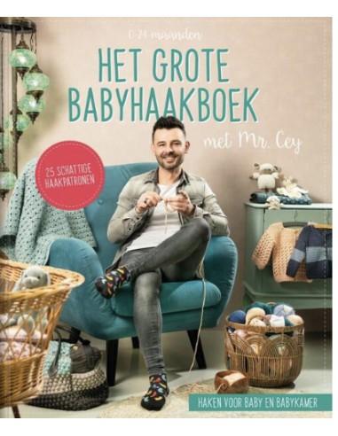 het grote baby haakboek