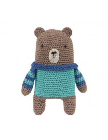 TUVA haakpakket amigurumi Boris The Bear