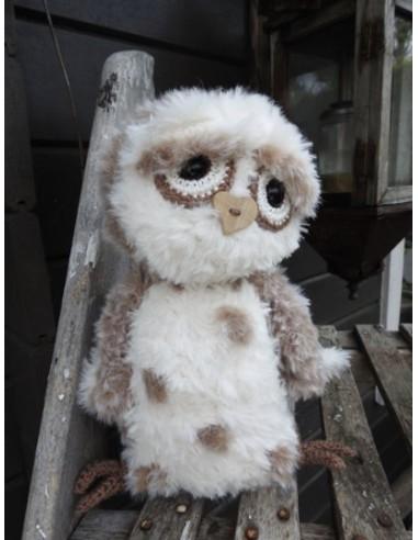 Haakpakket Haakpakket Funny Furry Owl...