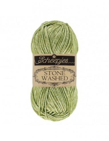 Scheepjes Stone Washed 1664-806 Canada Jade