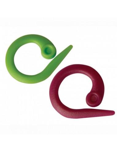 Knitpro splitring steekmarkeerders in...